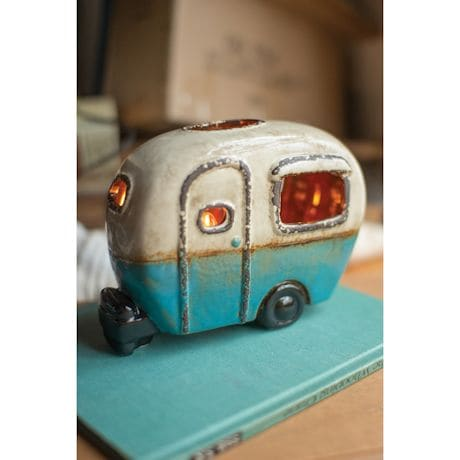 Camper Trailer Accent Lamp