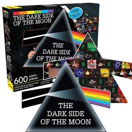 Pink Floyd Die Cut Puzzle