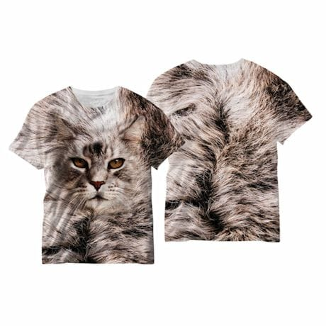Jimbo Cat Sublimated