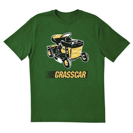 Grasscar Tee