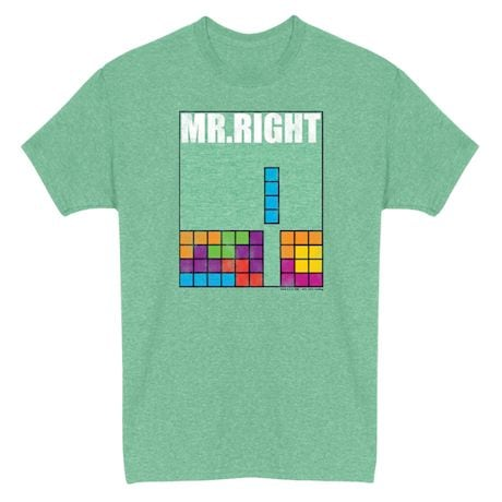 Mr.Right Tee