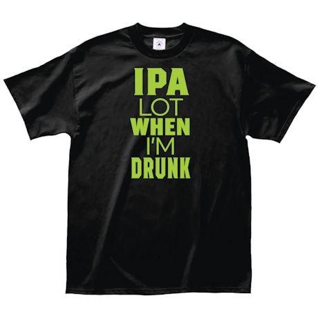 IPA Lot Tee