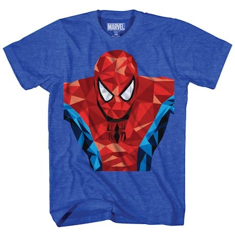 Parker Mask Spiderman Tee