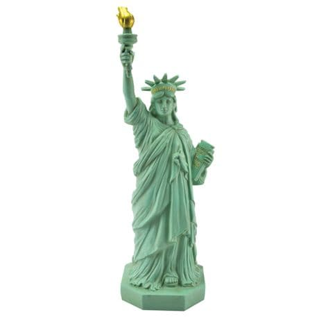 Great Places Table Lamps - Statue Of Liberty
