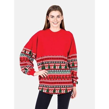 Ugly Christmas Sweater Spirit Jersey