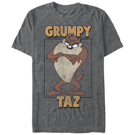 Grumpy Taz T-Shirt