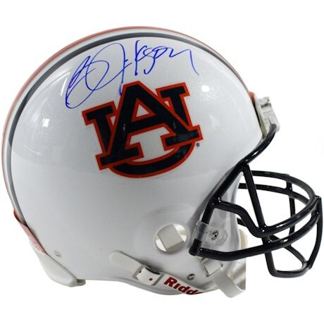 Bo Jackson Signed Auburn Authentic Helmet