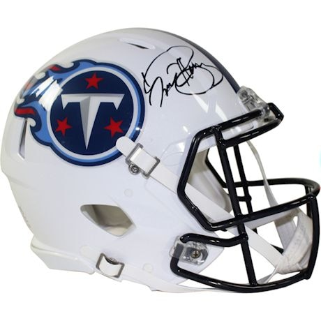 Derrick Henry Signed Titans Speed Authentic Helmet
