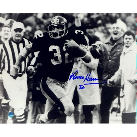 Franco Harris Immaculate Reception 8x10 Photograph