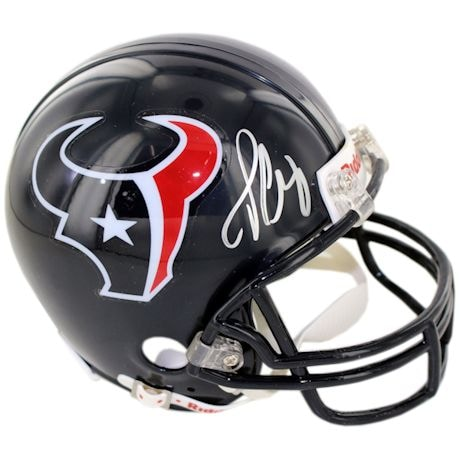 Jadeveon Clowney Signed Houston Texans Mini Helmet