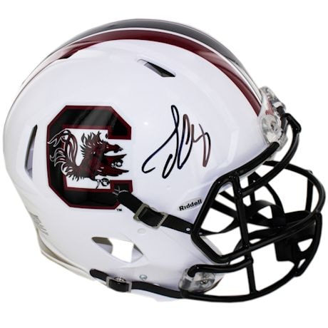 Jadeveon Clowney Signed South Carolina Authentic Helmet