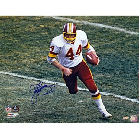 John Riggins Signed Redskins 16x20 Photo