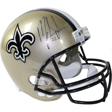 Mark Ingram Signed New Orleans Saints Replica Helmet
