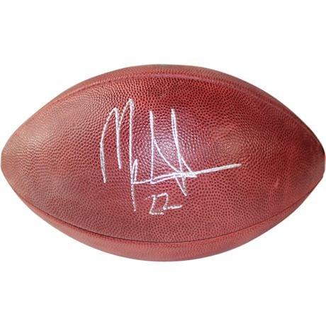 Mark Ingram Signed NFL Duke Football