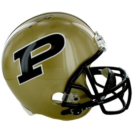 Rod Woodson Replica Purdue University Signed Helmet