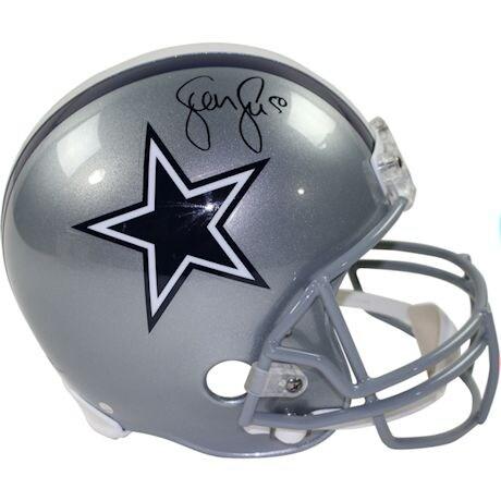 Sean Lee Signed Dallas Cowboys Replica Full Size Helmet