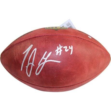 T.J. Yeldon Signed NFL Duke Football