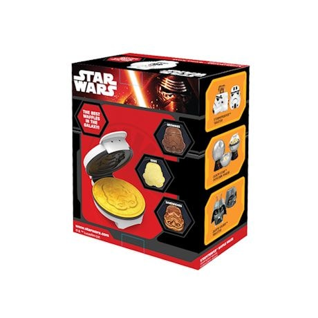 Disney Star Wars Rogue One Stormtrooper Waffle Maker
