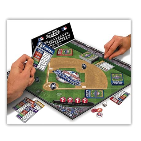MLB Full Count Baseball Board Game