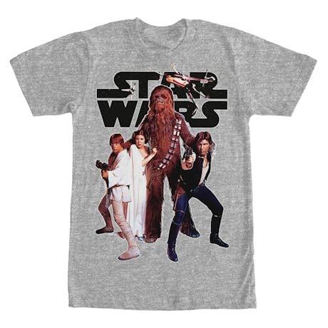 Rebel Squad Star Wars TEe