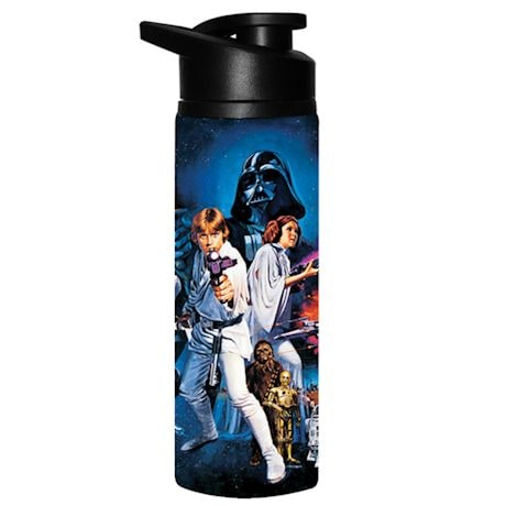 Star Wars Stainless Steel Water Bottle