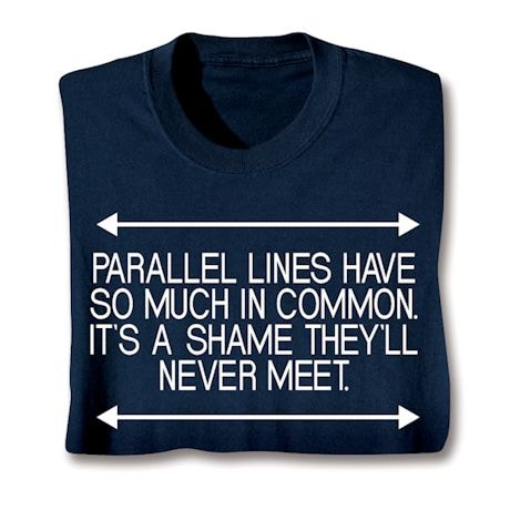 Parallel Lines T-Shirt
