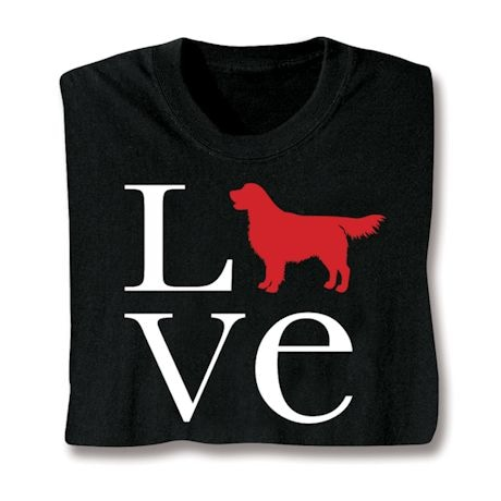 Dog Love Shirts