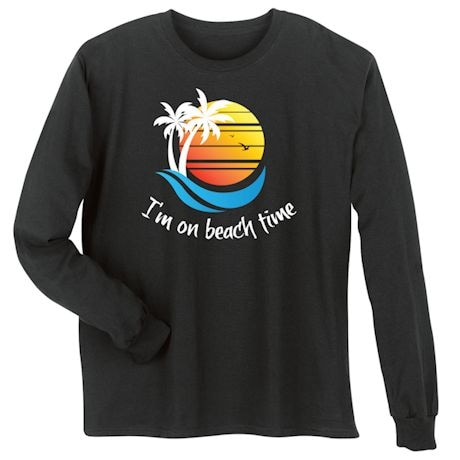 Vacation Time Shirts - Beach
