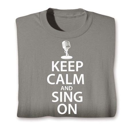 Choir Shirts - Sing On