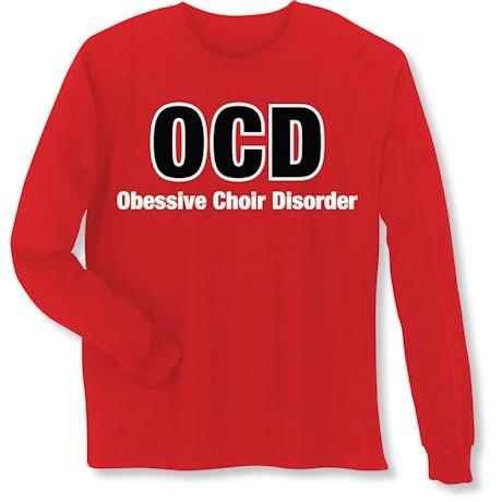 Choir Shirts - Ocd