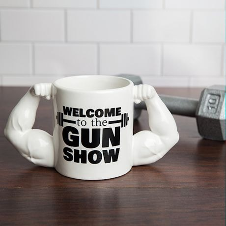 The Gun Show Coffee Mug