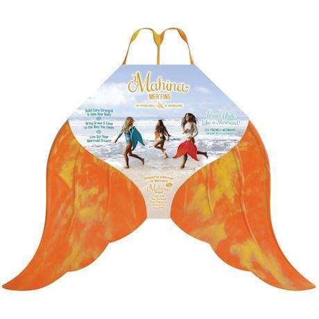 Mermaid Fins - Orange Goldfish