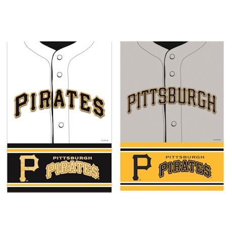 MLB Home & Away Double-Sided Jersey Flag