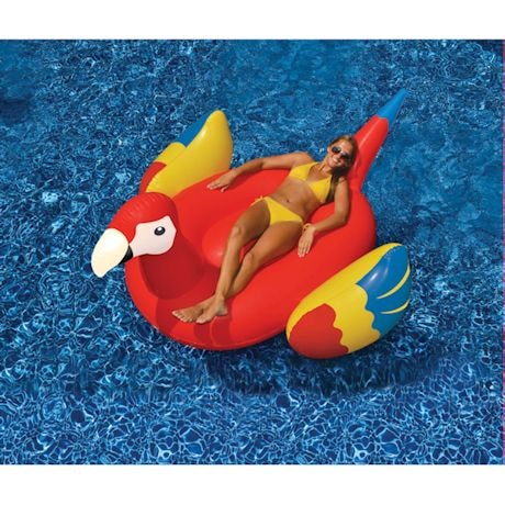 Giant Parrot Float