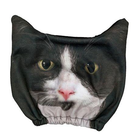 Pet Headrest Covers - Cat