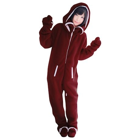 Napping Fleece Union Suit
