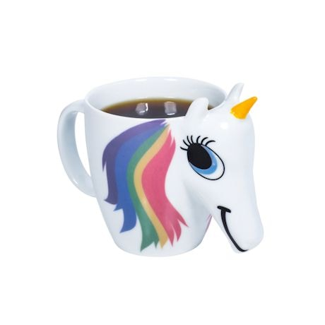 Color-Changing Unicorn Mug