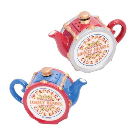 The Beatles Sgt. Pepper's Salt & Pepper Set