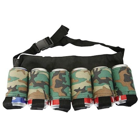 Beer Can Belts - Camo