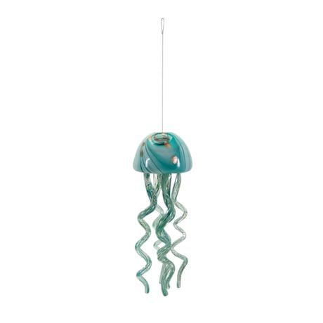 Glass Jellyfish Windchime
