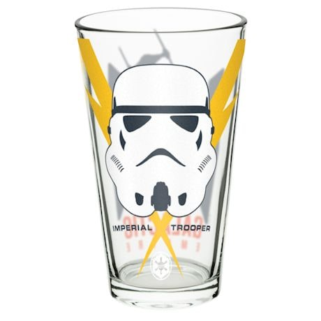 Star Wars The Force Awakens Pint Glass Set