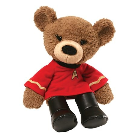 Star Trek Plush Lt. Uhura - Teddy Bear