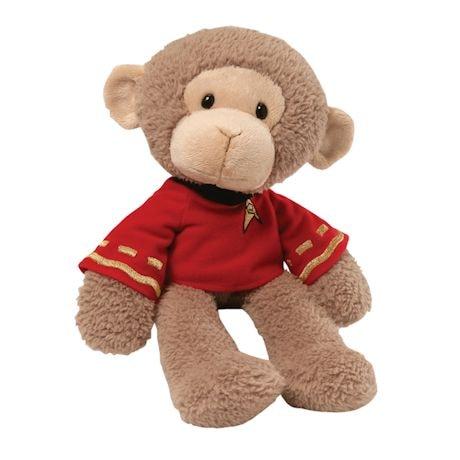 Star Trek Plush Lt. Commander Scotty - Monkey