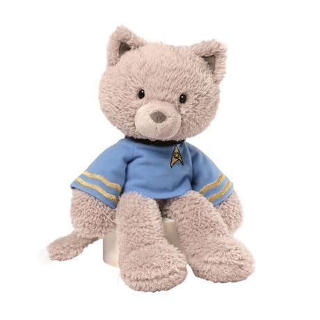 Star Trek Plush Mr. Spock - Cat