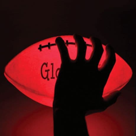 Glow In The Dark Sports Balls - Football