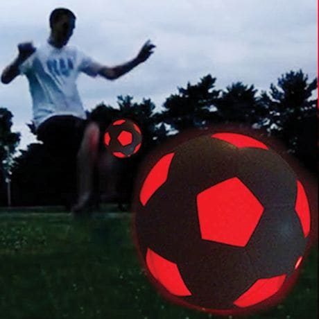 Glow In The Dark Sports Balls - Soccer Ball