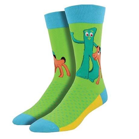 Gumby & Pokey Socks