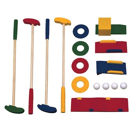 Miniature Golf Set