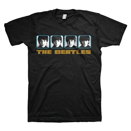 Beatles 1964 Portraits Tee