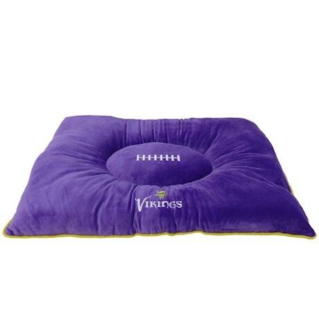 NFL Pet Pillow Bed